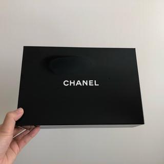 シャネル(CHANEL)のCHANELの箱(ラッピング/包装)