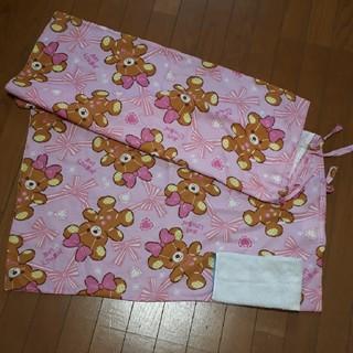 ニシマツヤ(西松屋)の昼寝布団 掛け布団カバー(シーツ/カバー)