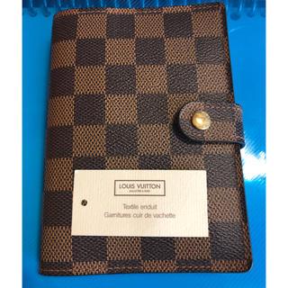ルイヴィトン(LOUIS VUITTON)のLouis Vuitton ルイ・ヴィトン ダミエの手帳カバー(その他)