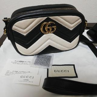 Gucci - GUCCI マーモント チェーンショルダーバッグ 正規品
