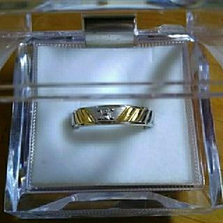 セリーヌ(celine)のpt850k18CELINEセリーヌリング(リング(指輪))