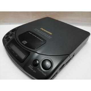 パナソニック(Panasonic)のパナソニック SL-S505 ポータブルCDプレーヤー(ポータブルプレーヤー)