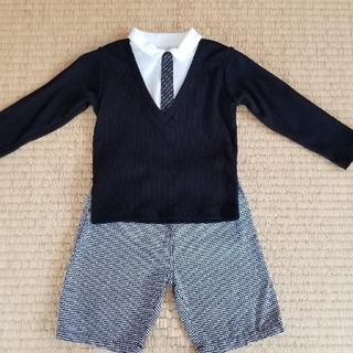 ニシマツヤ(西松屋)の男の子 楽フォーマル95(ドレス/フォーマル)