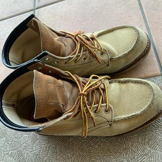 レッドウィング(REDWING)のレッドウィング スエード 24.5cm(ブーツ)