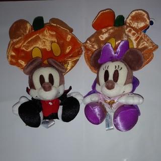 Disney - 非売品 ミッキーと仲間たち ちびーず キュートサイズ