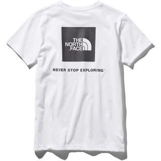 ザノースフェイス(THE NORTH FACE)の《新品》ノースフェイス スクエアロゴTee W/S(Tシャツ(半袖/袖なし))
