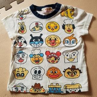 アンパンマン(アンパンマン)のアンパンマン Tシャツ しまむら(Tシャツ/カットソー)