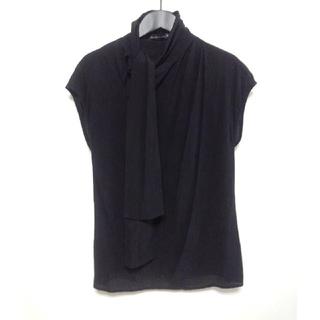 Balenciaga - BALENCIAGAバレンシアガシルクシャツブラック