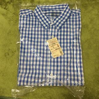 ムジルシリョウヒン(MUJI (無印良品))の無印良品 チェック半袖シャツ(シャツ)
