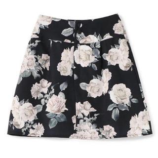 evelyn - エブリン evelyn  オリジナル花柄スカート