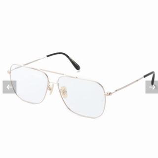 アパルトモンドゥーズィエムクラス(L'Appartement DEUXIEME CLASSE)のメガネ OG*OLIVERGOLDSMITH SQUARE GLASSES(サングラス/メガネ)