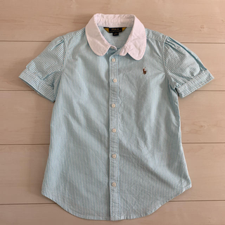 ラルフローレン(Ralph Lauren)のラルフ 半袖シャツ(ブラウス)