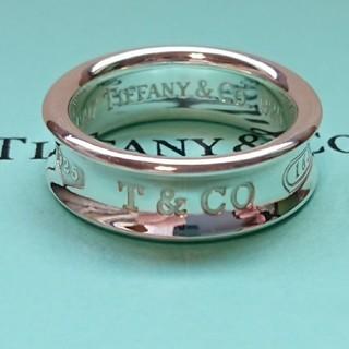 ティファニー(Tiffany & Co.)の正規品 ティファニー ナロー リング 1837リング 14号(リング(指輪))