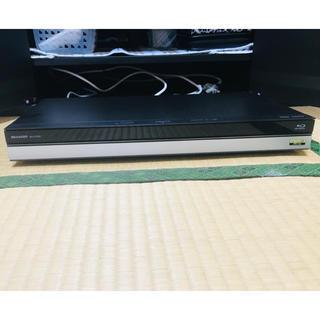 アクオス(AQUOS)のBD-UT3100(ブルーレイレコーダー)