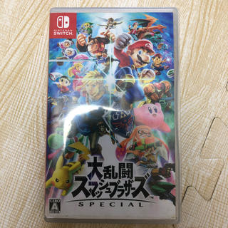 Nintendo Switch - ニンテンドースイッチ 大乱闘スマッシュブラザーズ SPECIAL