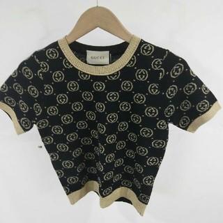 Gucci - GUCCI グッチ Tシャツ ニット セーター レディース M