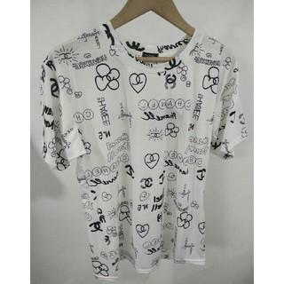 シャネル(CHANEL)のCHANEL シャネル Tシャツ シャツ メンズ XL (Tシャツ/カットソー(半袖/袖なし))