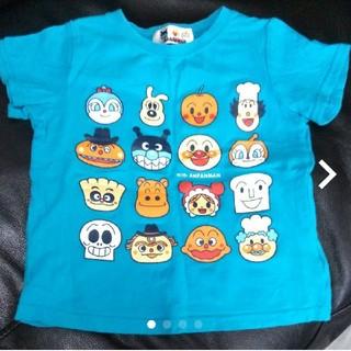 バンダイ(BANDAI)のバンダイ アンパンマン Tシャツ Size80(Tシャツ)
