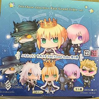 メガハウス(MegaHouse)のぷちきゃら ちみメガ fate/grand order(アニメ/ゲーム)
