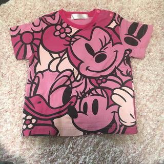 Disney - ミニー半袖シャツ