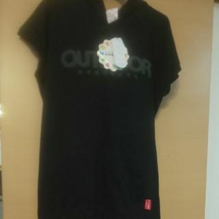 シマムラ(しまむら)の新品未使用★OUTDOOR★LL(Tシャツ(半袖/袖なし))