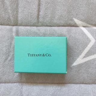 ティファニー(Tiffany & Co.)のティファニーネックレス箱(ショップ袋)