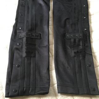 adidas - adidas トラックパンツXS ブラック