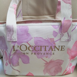 L'OCCITANE - ロクシタン  トートバッグ  ミニトート
