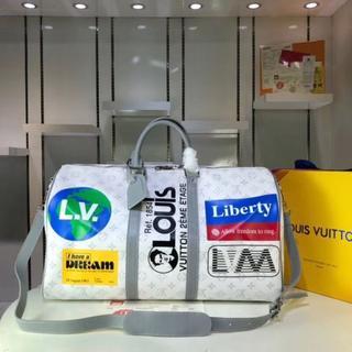 ルイヴィトン(LOUIS VUITTON)のLOUIS VUITTON トラベルバッグ(トラベルバッグ/スーツケース)