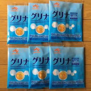 アジノモト(味の素)のグリナ 6本入り6袋(その他)