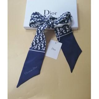 ディオール(Dior)の美品 Dior ディオール  スカーフ (バンダナ/スカーフ)