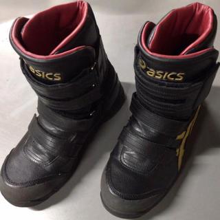 アシックス(asics)のアシックス 安全靴 24.0ハイカット(その他)