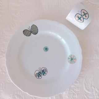 mina perhonen - ミナペルホネン × リチャードジノリ × パスザバトン