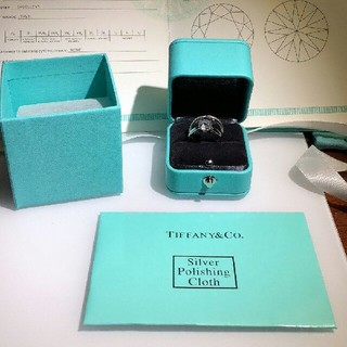 Tiffany & Co. - 超美品 Tiffany & Co 指輪