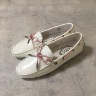 TOD'S - TODS トッズ ドライビングシューズ ゴンミーニ 35.5