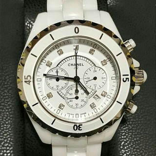 シャネル(CHANEL)のCHANELシャネル 腕時計 J12 (腕時計(アナログ))