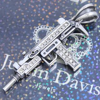 Justin Davis - ジャスティンデイビス クワイエットメッセージペンダント 高級 希少 レア