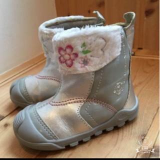 【値下げしました】ビビ ブーツ 13.5cm(ブーツ)
