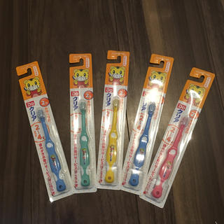 サンスター(SUNSTAR)のサンスター しまじろう歯ブラシ 5本(歯ブラシ/歯みがき用品)