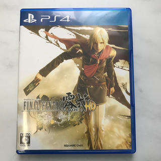 PlayStation4 - FINAL FANTASY 零式 HD PS4
