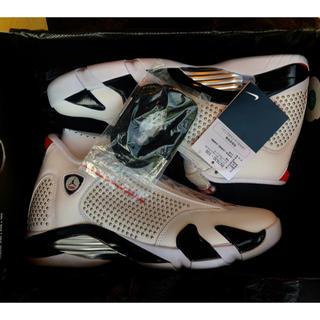 Supreme - 26.5 新品 Supreme Nike Air Jordan 14 white