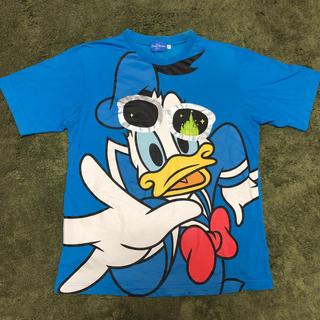 Disney - ディズニー ドナルド Tシャツ