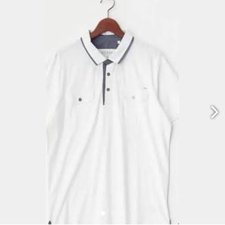 ゲス(GUESS)のGUESS MEN  ポロシャツ XL(ポロシャツ)