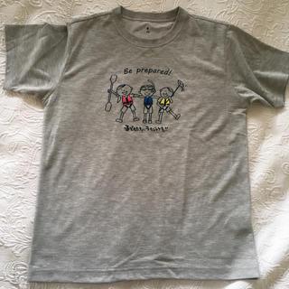 モンベル(mont bell)のモンベル 速乾、UVカットTシャツ(Tシャツ/カットソー)