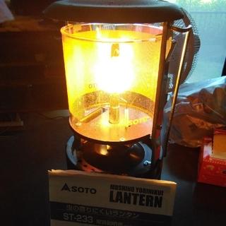 シンフジパートナー(新富士バーナー)のsoto 虫の寄りにくいランタン st-233(ライト/ランタン)