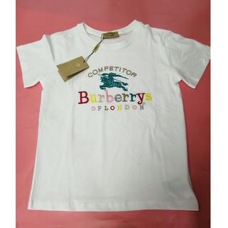 バーバリー(BURBERRY)のburberry バーバリー Tシャツ 男女通用 M(Tシャツ(半袖/袖なし))