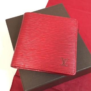 LOUIS VUITTON - 美品 ルイヴィトン エピ ポルトフォイユ マルコ 折財布