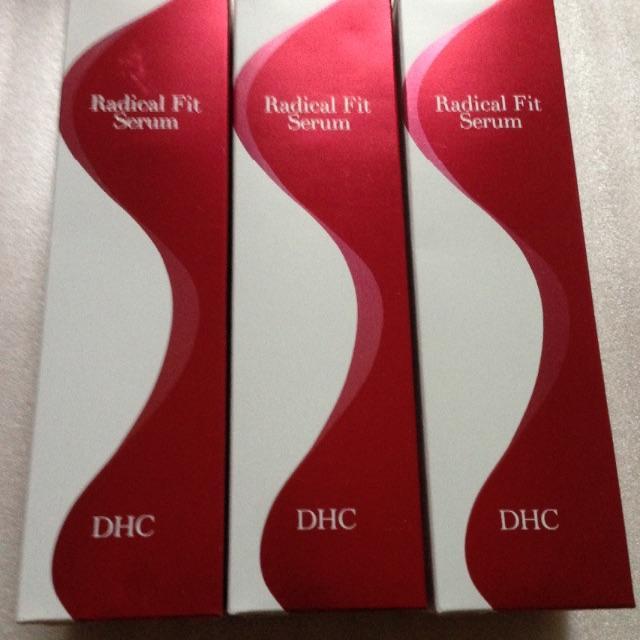DHC(ディーエイチシー)のDHC  ラディカルフィットセラム 200ml× 3本セット  コスメ/美容のボディケア(ボディローション/ミルク)の商品写真
