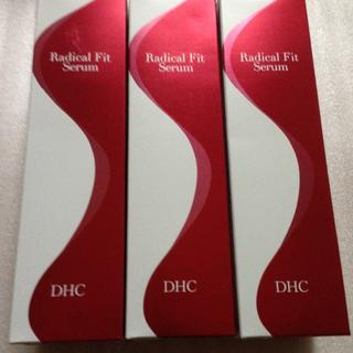ディーエイチシー(DHC)のDHC  ラディカルフィットセラム 200ml× 3本セット (ボディローション/ミルク)