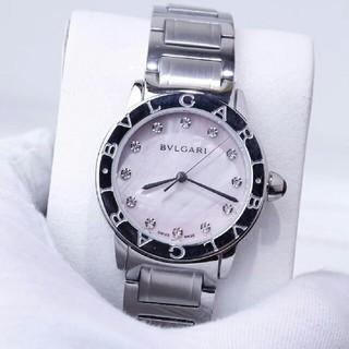 BVLGARI - 美品 人気 BVLGARI レディース 腕時計 30MM